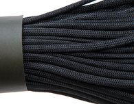 Linka Paracord Badger Outdoor 1 m - czarna