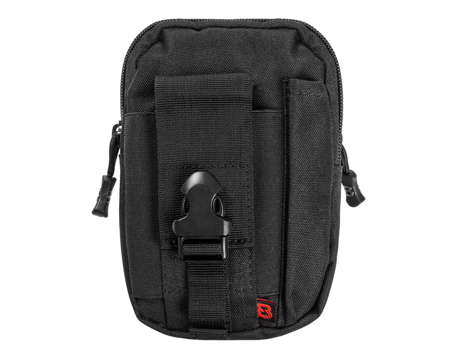 Panel administracyjny Badger Outdoor Tactical Admin Pouch - Czarny