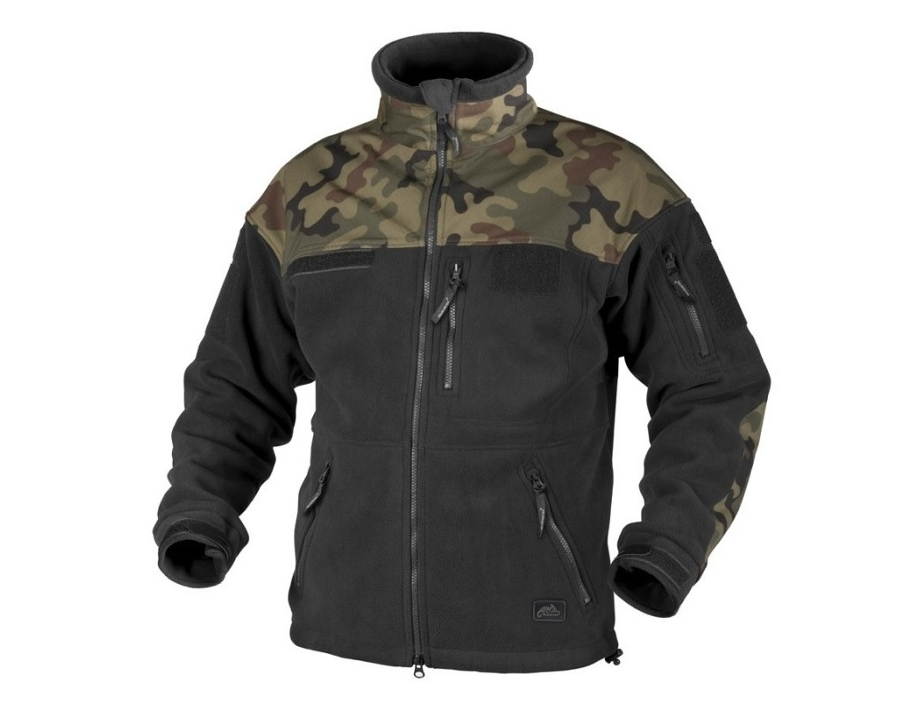 Polar Helikon Infantry Black/ PL Woodland