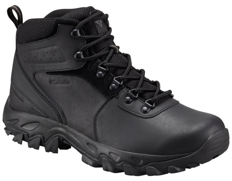 Buty Columbia Newton Ridge Plus II Waterproof Black