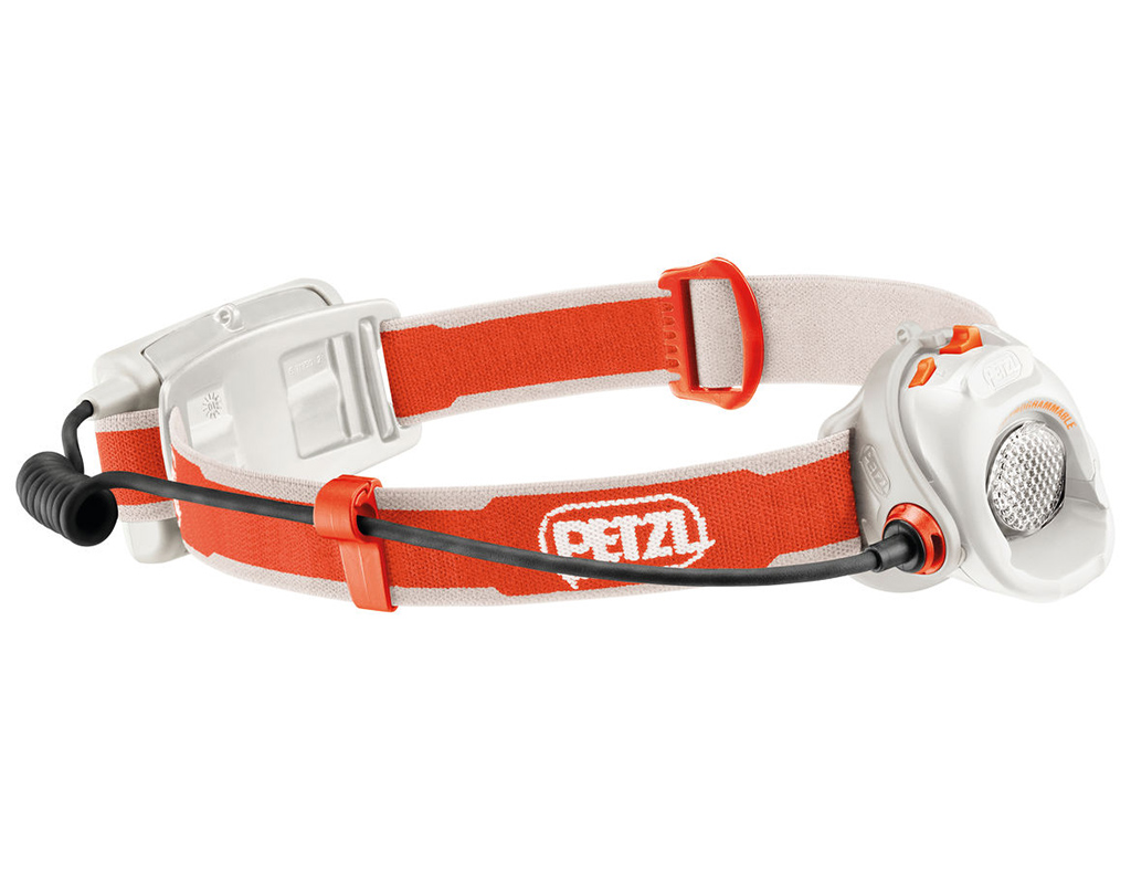 Latarka czołowa Petzl Myo Orange/White