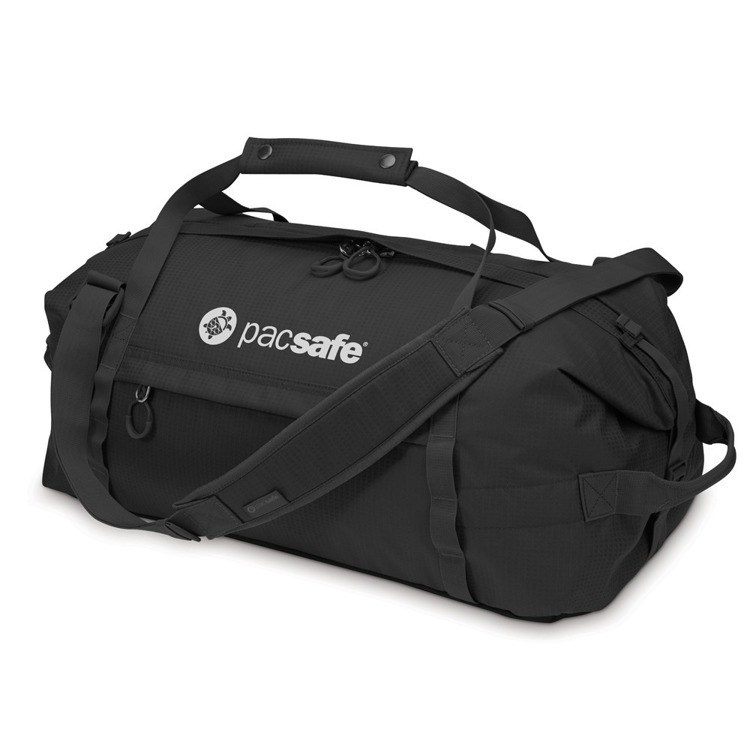 Torba Pacsafe Duffelsafe AT45 Black